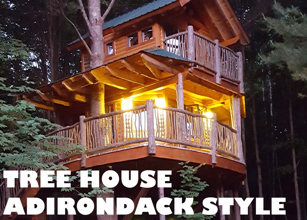 Vermont Treehouse gay travel